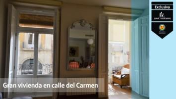 PISO EN CALLE DEL CARMEN (CARTAGENA)