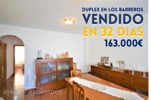 DÚPLEX EN LOS BARREROS, CARTAGENA